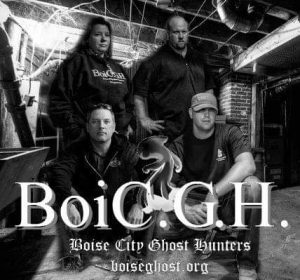 Boise City Ghost Hunters | Paranormal Investigators