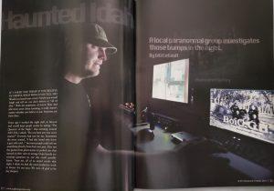 Eagle Magazine | Idaho | Boise City Ghost Hunters