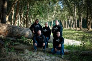 Boise City Ghost Hunters | By the River | Team Shot