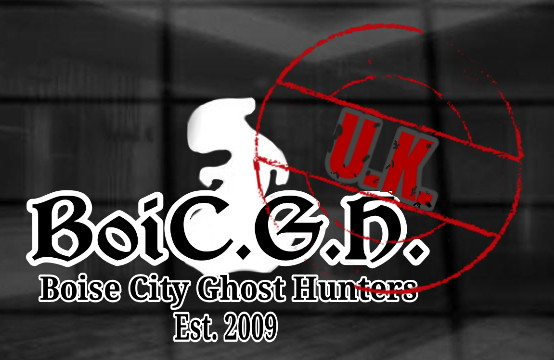 Boise City Ghost Hunters | Paranormal Research and Investigations | Boise, ID | United Kingdom | Ghost Hunters | Reference | Resource | Information | History
