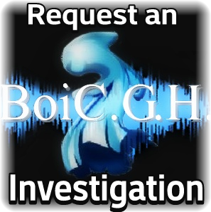 Paranormal Investigation Request | Boise Idaho | Ghost Hunters