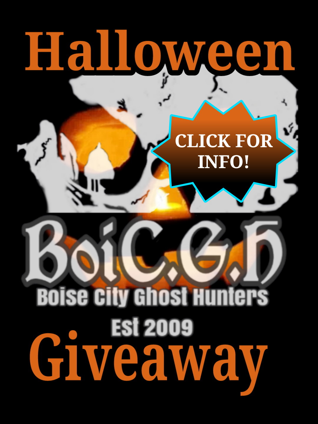 Click For Details | Giveaway | Halloween